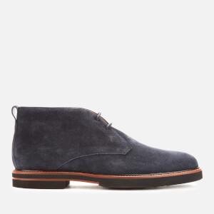 Tod's Men's Polacco Desert Boots - Notte