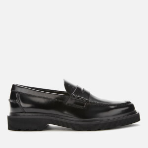 Tod's Men's Moccasin Shoes - Nero