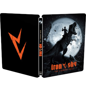 Exclusivité Zavvi: Steelbook phosphorescent Iron Sky / Iron Sky 2