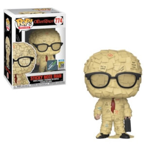 Office Space Sticky Note Man SDCC 2019 EXC Funko Pop! Vinyl