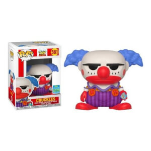SDCC 2019 Disney Toy Story - Chuckles EXC Pop! Vinyl Figur