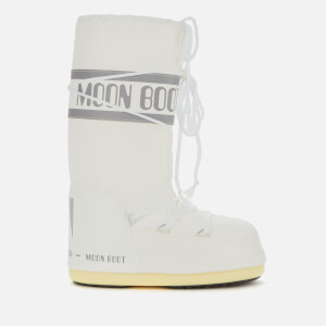 Moon Boot Women's Nylon Boots - White
