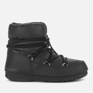 Moon Boot Women's Low Nylon Waterproof 2 Boots - Black