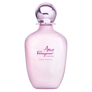 Salvatore Ferragamo Amo Flowerful Shower Gel 200ml
