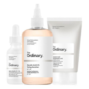 The Ordinary Pigmentation Bundle
