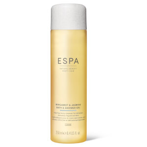 ESPA Bergamot and Jasmine Bath and Shower Gel 250ml