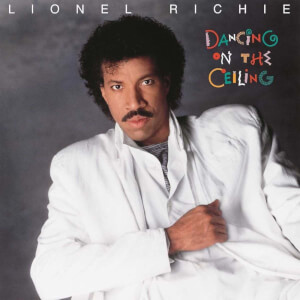 Lionel Richie - Dancing On The Ceiling LP