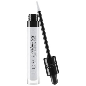 L.O.V Lip Volumizer Plumping Serum Gloss 5ml - 211 Pearlized Boost