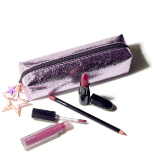 MAC Starlit Lip Bag - Berry
