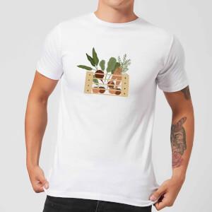 Vegetable Box Men's T-Shirt - White