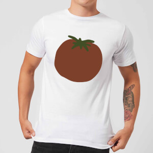 Tomato Men's T-Shirt - White