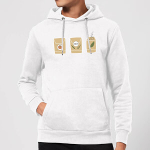 Seed Packets Hoodie - White