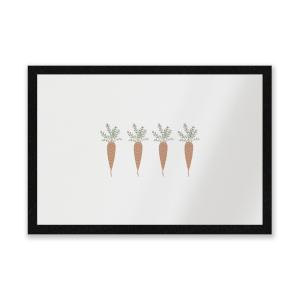 Carrots Entrance Mat