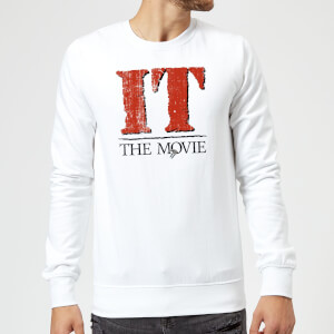 IT The Movie Sweatshirt - White