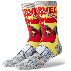 Stance Marvel Deadpool Comic Socks