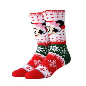 Stance Disney Minnie Claus Socks