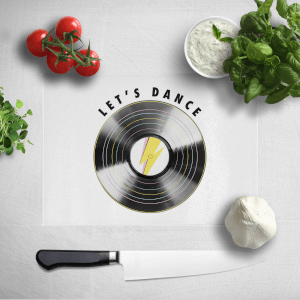 Let's Dance Chopping Board