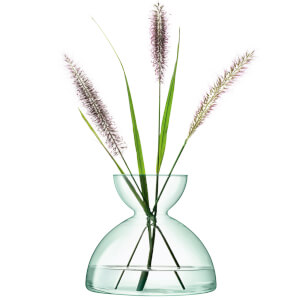 LSA International Canopy Clear Vase - 18cm
