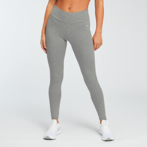 MP Women's Essentials Leggings - Grey Marl