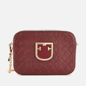Furla Women's Furla Brava Mini Cross Body Bag - Red