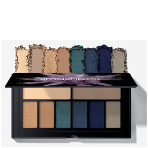 Smashbox Cover Shot Exclusive Eye Palette - Denim