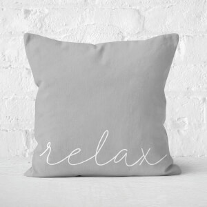 Relax Square Cushion