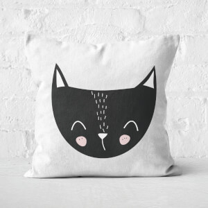Cat Square Cushion