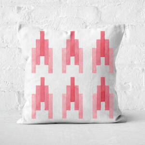 Aztec Arrows Square Cushion
