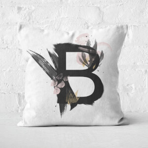 Wabisabi B Square Cushion