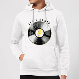 Let's Dance Hoodie - White