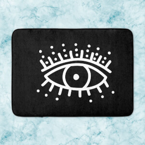 Eye Eye Bath Mat