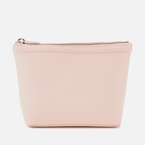 Ted Baker Women's Neevie Trapeze Makeup Bag - Pink