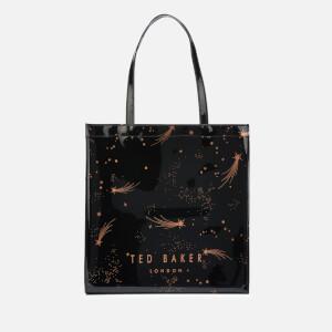 Ted Baker Women's Milcon Moonstone Large Icon Bag - Black
