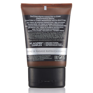American Crew Cooling Shave Cream 100ml: Image 2