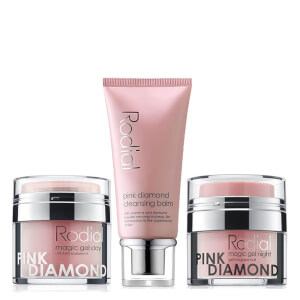 Rodial Pink Diamond Try Me Collection (Worth £94.00)