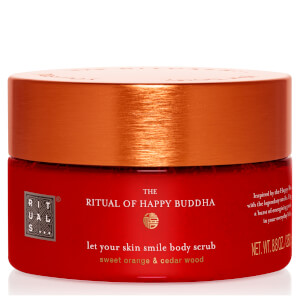 Rituals The Ritual of Happy Buddha Body Scrub 250g