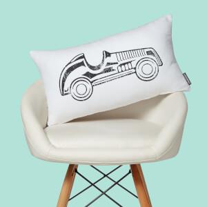 Monopoly Car Rectangular Cushion