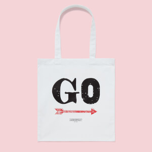 Monopoly Go! Tote Bag - White