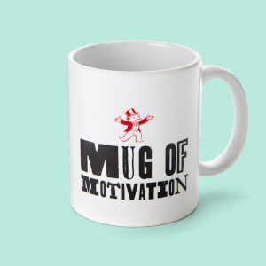 Monopoly Mug Of Motivation Mug
