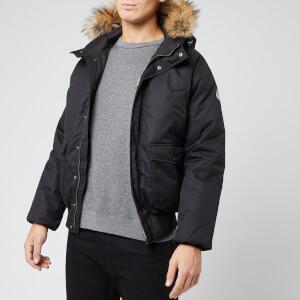 Pyrenex Men's Mistral Fur Jacket - Black