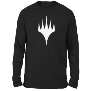 Magic The Gathering Men's Longsleeve T-Shirt - Black