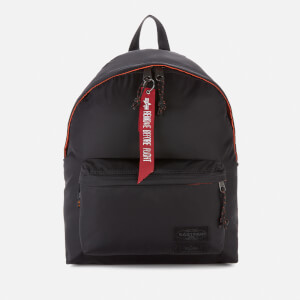 Eastpak X Alpha Industries Men's Authentic Ibtwo Alpha Industries Padded Pak'R Bag - Alpha Black