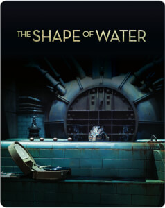 Shape Of Water - Zavvi Exclusive 4K UHD Steelbook