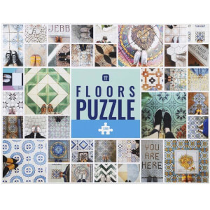 Worldly Wise Floors Puzzle - 1000 Piece