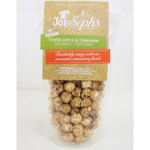 Joe & Seph's Vegan Toffee Apple & Cinnamon Popcorn