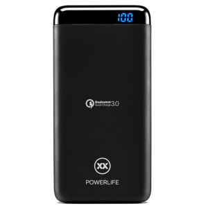 Mixx PowerLife Compact C15 15000mAh - QC3 + LED