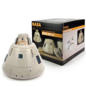 Scatola da biscotti a forma di navicella spaziale Apollo, NASA