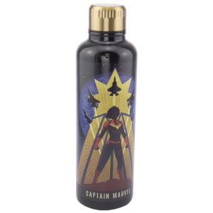Captain Marvel Water Bottle