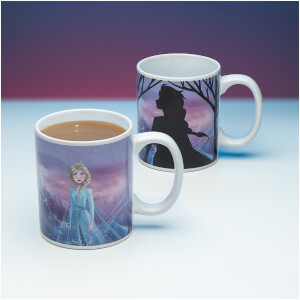 Frozen 2 Heat Change Mug