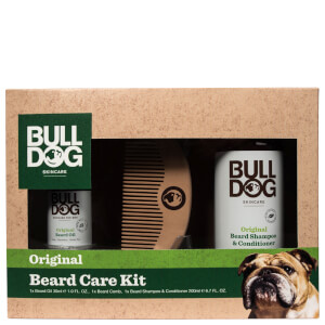 Bulldog Beard Care Kit (Worth £18.00)